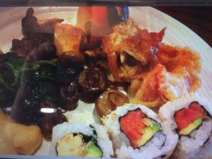 Oriental Buffet Grill and Sushi Peoria AZ